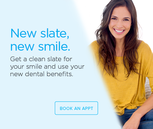 Encinitas Smiles  Dentistry - New Year, New Dental Benefits
